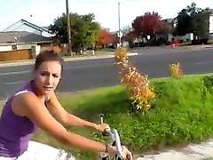 Handjob & Blowjob From Stranger On Bike Ride