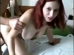 Redhead chicas place ass load fuck pussy suck dik capri cavanni interracial boobs