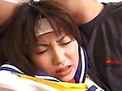 street fighter - sakura cosplay