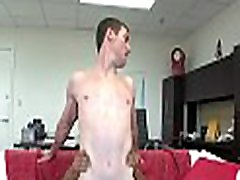 Sexy guy loves this monster cock unfathomable in his ass
