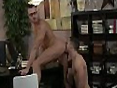 Alone and horny, juvenile lad decides to suck teacher&039s dick