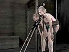 Playgirl is chained in shackles during nokar or malikin sex kimber sex with boy torture