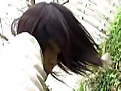 Screaming sex session for juvenile anal japan gang in great pov angle