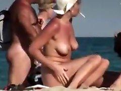 Nude granby vs bbc - couple cap d agde