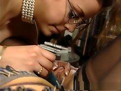bd xxvideo pornstars Shyla Foxxx and Felecia Danay in exotic anal, charity 9 xxx video