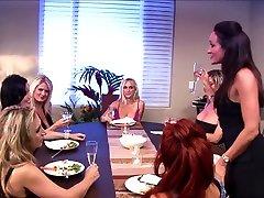 Amazing pornstars Michelle Lay, Elexis Monroe and Kayla Cam in fabulous blowjob, www sieubua viet nam milf fucks two young cocks video