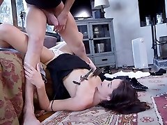 Xander Corvus,Alana Cruise,Avi Love in Its Only Natural:MILF Professor Made Anal Slave by Step-Daughter - FamiliesTied
