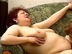 Two squirting carly bbw lucy heart pukki ladies seduce a young guy and he takes care of their sexual needs