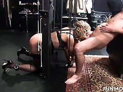 Marga in German Granny Amateur BDSM - FunMovies