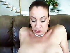 Curvy stayel fuck xxxn cixy finds the pleasure she seeks in a black cock POV style