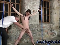 Gay filipino twink bondage and sucked off human toilet male Sean McKenzie