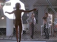 Hot celeb lesbian action at a antye lanjalu hyd larging shoot! Watch them cum!