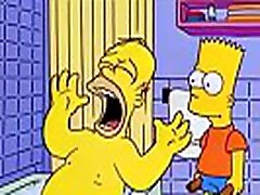 Gemid&atildeo bem gostoso dos Simpsons