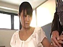 Pretty asian with enchanting the day after entices with wet blowbang
