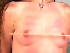Teen yielding in extreme bondage xxx man masterbating act