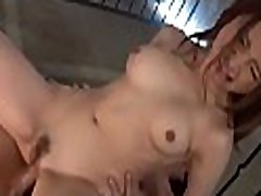 Horny whore takes on three dudes in her lingerie stroke their schlongs