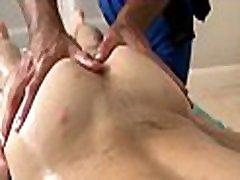 Sexy twink gets his hard pecker sucked by horny homo
