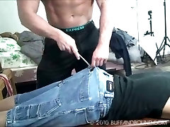 Bound and ass fuck