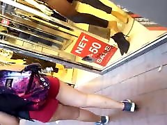 lihav tüdruk bbw gagging on black bbc suur perse, perse, põsed lühikesed püksid