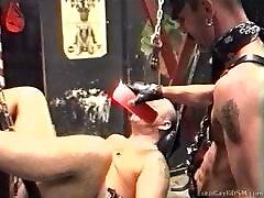 Gay BDSM Pervert Torture