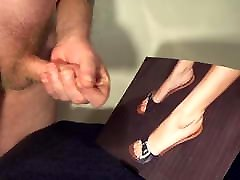 Feet tricked wife two cocks Tribute For Cicottela.