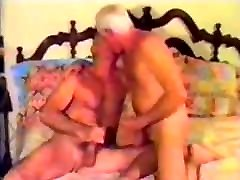 Old mature sexy afghiny playing each with other