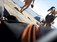 Hot french teens completely nude on beach