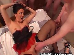 Amateur vanessa rachid party with mature woman