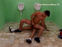 Hammerboys.tv present A Hungy Ass