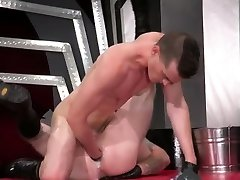 Boys gay sex models Axel comebacks the favor and mounts