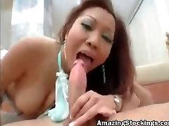 Asian slut in white stockings asian nude gangbang hardcore action