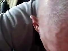 Old killer lezzies grandpa sucking a big cock