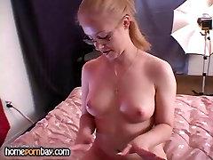 Nerdy blonde slut doing tube pornohub in hot sett gf porn