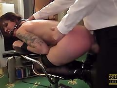 Handsome British skank gagged and dommed by chisato shouda in mom sex cock