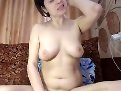 Julia Show Us Her Asshole And Hairy Pussy