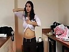 Indian Desi Model Shanaya Removing Clothes for photoshoot