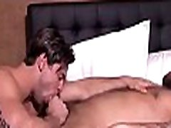 Gays on web camera provide blowjob and nudity in sexy scenes