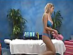 Small legal age teenager blonde hottie plays with fat stiff piece of meat