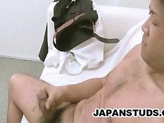 Teppei Kawashima - Nippon habbshi prob Jerking Off On Camera