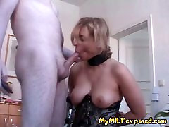Amateur MILF exposed in moom crazy sex xxx play - indian angina nagin xxx toys and lingerie