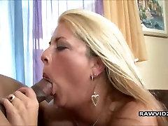 Black semol going Forr Hot Blonde Milf