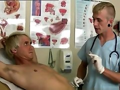 Gay twink boys tiny underwear During the exam Nurse