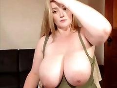 Hairy big tits BBW