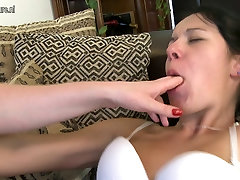 Mother fucks her daughter s lesbian friend