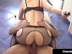 Busty Cougar Shanda Fay Gets Fucked In Her Asshole By Cock!