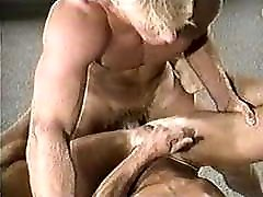 xnxx coml On Workout Bench