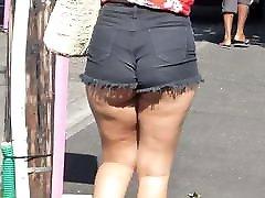 voyeur big ass street