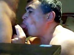Gay Blowjob Doggie Fuck and Cumfart