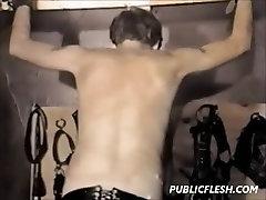 Extreme Retro Gay Krepke In Ropstva