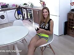 My hot frock sex Hobby - Skinny teen vs thick cock
